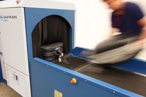 EL AL Airlines Selects Morpho Detection's Compact CTX 5800 EDS for Hold Baggage Screening