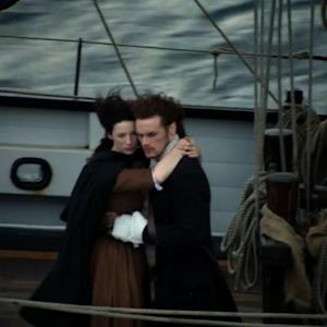 The Happiest Moments from Outlander's Season Finale