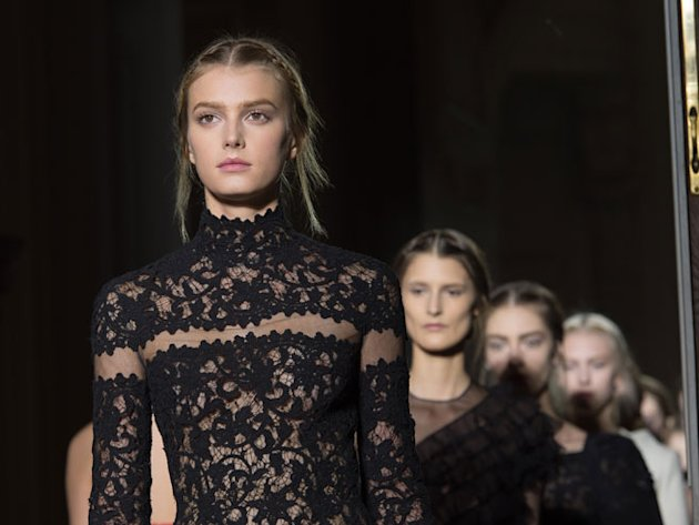 Paris Haute Couture Fashion Week: Susannah Frankel's Report On Valentino Spring Summer 2013 Collection