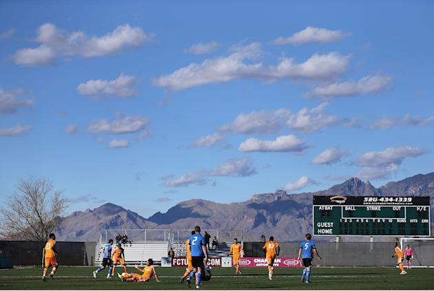 The Desert Friendlies Presented By FC Tucson