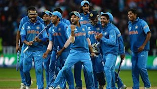 Indian Youngsters after ICC Championship Win.