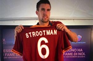 Strootman: I need to improve