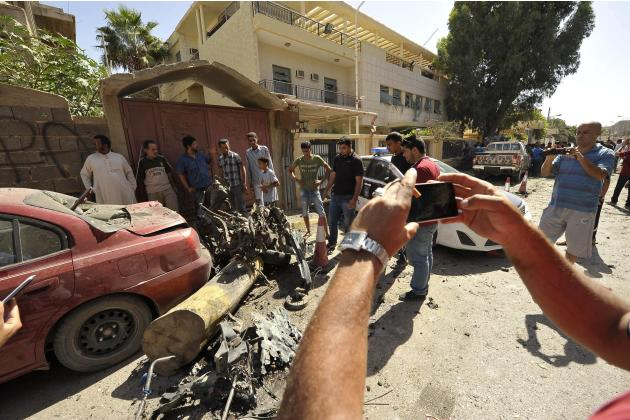 Car bomb at Swedish consulate in Libya