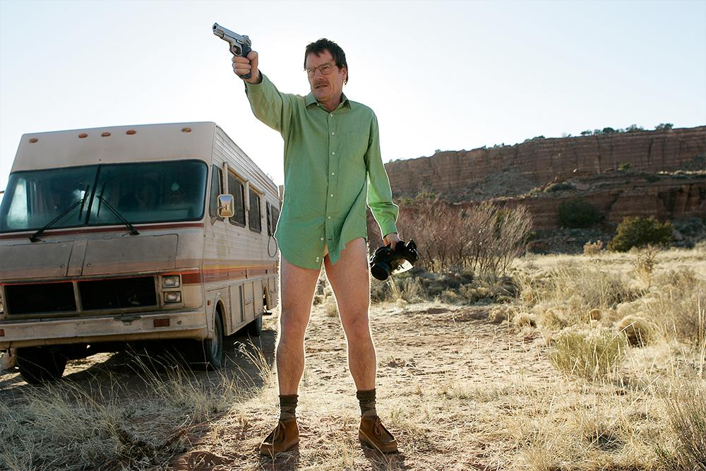 Netflix Ultra HD Copy of 'Breaking Bad' Hacked, Pirated