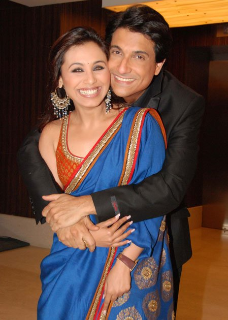 Up close and personal with Rani Mukherjee