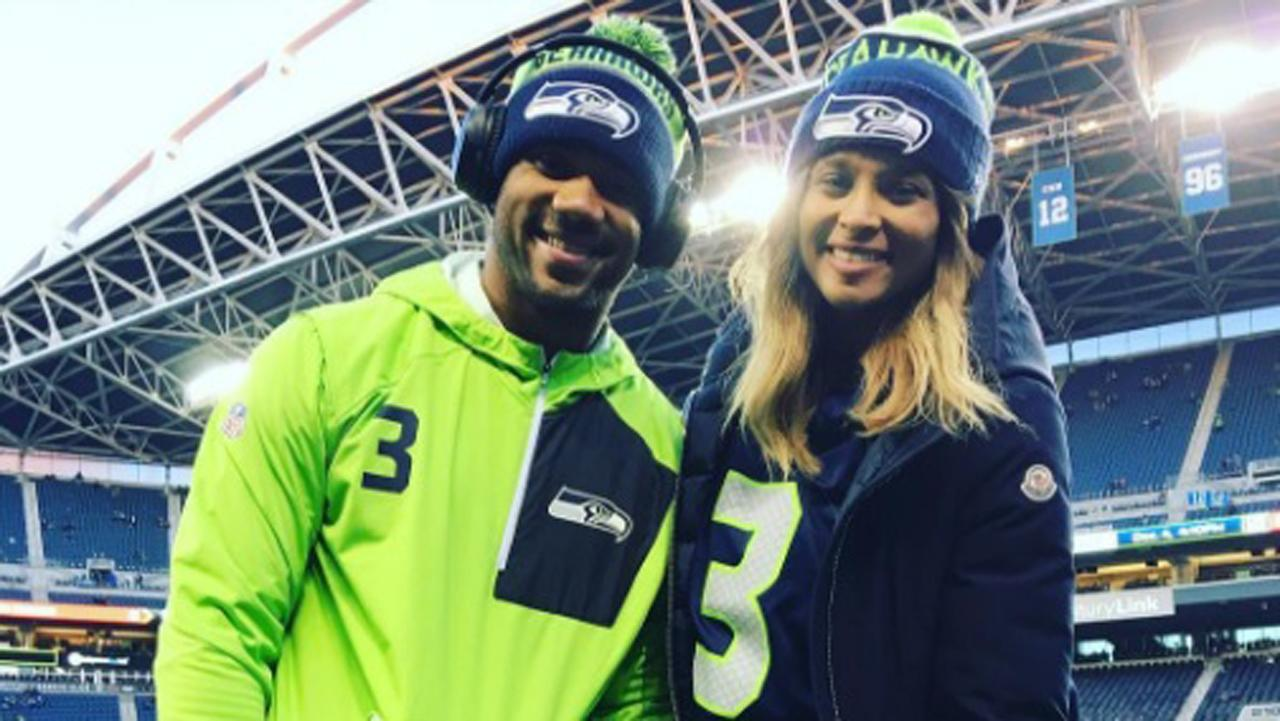 Russell Wilson Pens Heartfelt Letter to Wife Ciara After Seahawks Playoff Loss: 'I Will Forever Win'