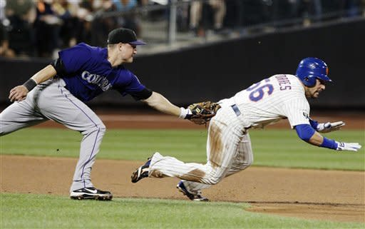 Chacin makes impressive return, Rockies beat Mets