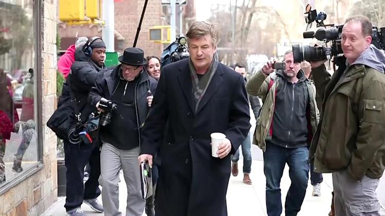 Alec Baldwin Caught on Video in Second Confrontation
