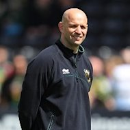 Jim Mallinder was happy to see Tom Wood return for Northampton