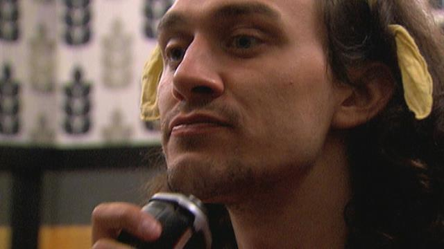 Big Brother: Feed Clip: McCrae's Shave