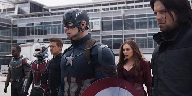 The 'Captain America: Civil War' Super Bowl Trailer Is Here!