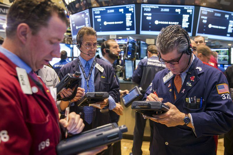 Wall Street edges up after recent losses, mixed data