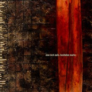 "This undated publicity photo provided by Columbia Records shows the album cover, ""Hesitation Marks,"" by Nine Inch Nails. (AP Photo/Columbia Records, Dayve Ward)"