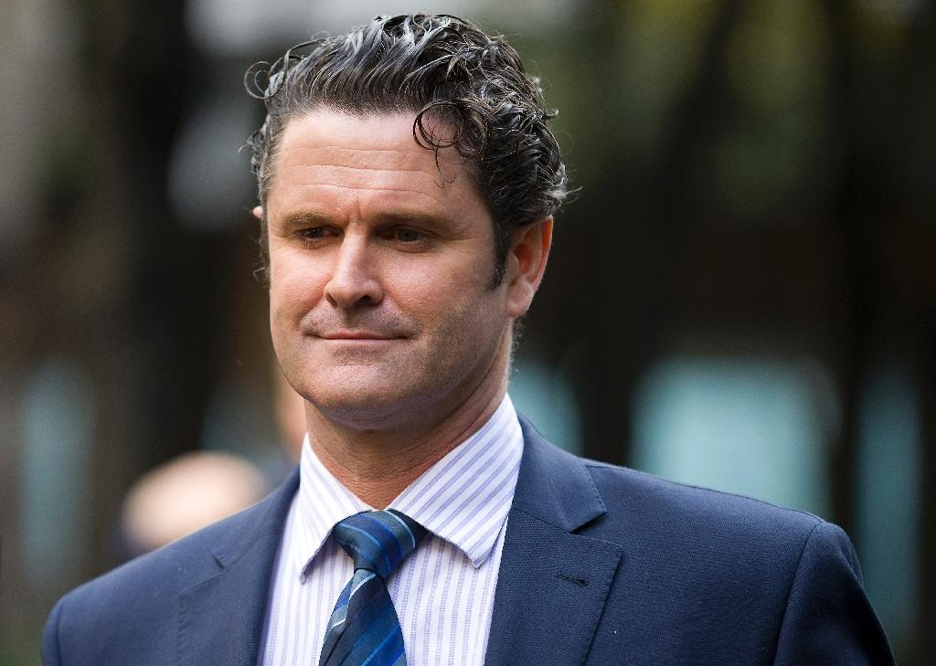 Cairns 'lied...threatened player with bat', court hears