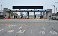 South Korea's border checkpoint in Paju, pictured on May 3, 2013. North Korea said Tuesday it would allow South Korean businessmen to visit their plants in a shuttered joint economic zone, but declined Seoul's offer of official working-level talks on the complex