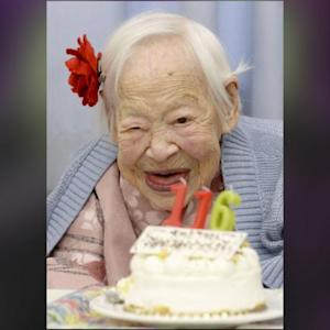 Oldest Woman In The World Celebrates 116th Birthday