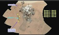 Mars Rover Curiosity Completes Soil Tests