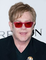 Sir Elton John calls for continued funding into HIV/AIDS