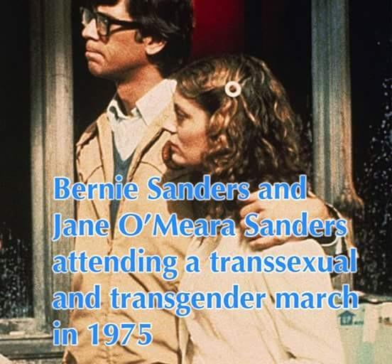 Alas, Bernie Sanders Was Not in   The Rocky Horror Picture Show