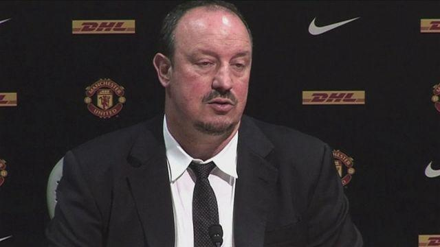 Rafael Benitez comments after Chelsea's 1-0 win at Man United [AMBIENT]
