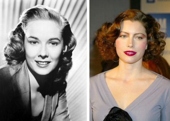 FILE PHOTO:  Jessica Biel To Play Vera Miles In Biopic Role