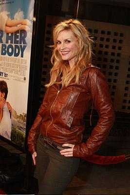 Bonnie Somerville at the Los Angeles premiere of New Line Cinema's Over Her Dead Body
