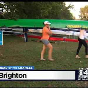 Boston Gears Up For Head Of The Charles
