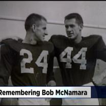 Funeral Held For Gopher Legend McNamara