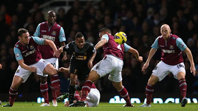 West Ham United v Liverpool - Premier League