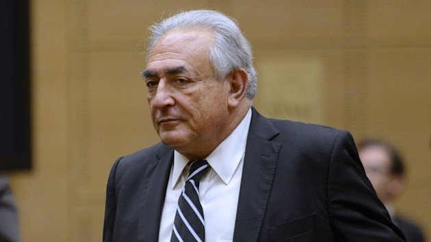 Strauss-Kahn Makes Comeback - in Serbia (ABC News)