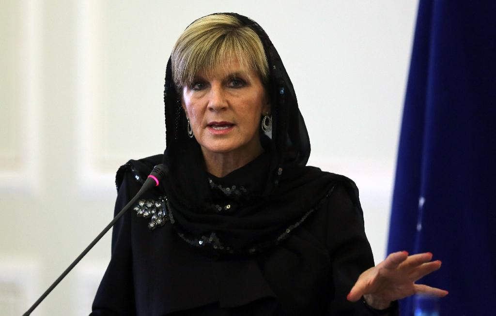 Australia brokers intelligence-sharing deal with Iran