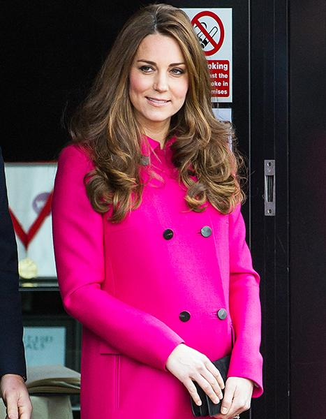 Kate Middleton Is Four Days Past Her Due Date, Awaiting Royal Baby