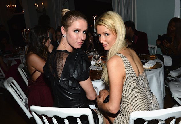 CAP D'ANTIBES, FRANCE - MAY 23: Nicky Hilton and Paris Hilton attend de Grisogono Glam Extravaganza at Hotel Du Cap Eden-Roc on May 23, 2012 in Cap D'Antibes, France. (Photo by Michael Buckner/Getty Images for DeGrisogono)