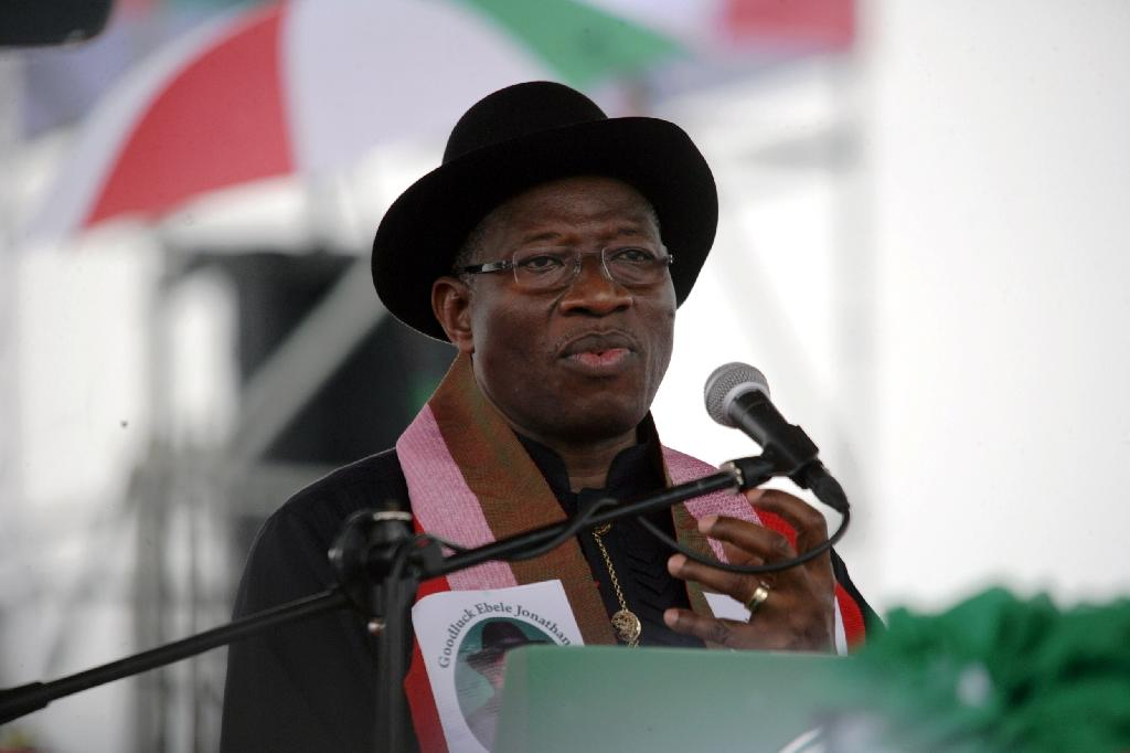 Fortune runs out for Nigeria's Goodluck Jonathan