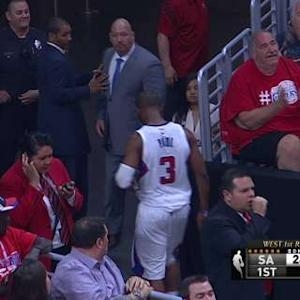 Chris Paul Injury
