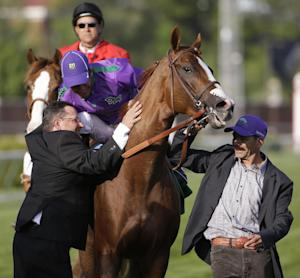 Trainer Art Sherman becomes oldest Derby winner