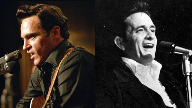 Joaquin Phoenix Johnny Cash