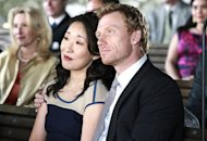 Sandra Oh and Kevin McKidd | Photo Credits: Richard Cartwright/ABC