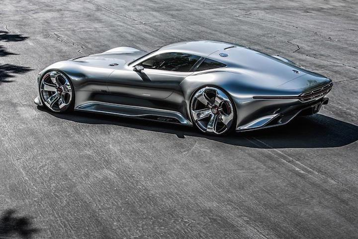 This Mercedes-AMG Hypercar Rendering Will Leave You Drooling