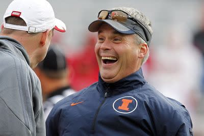 The 7 most Tim Beckman things Tim Beckman did before Illinois fired him