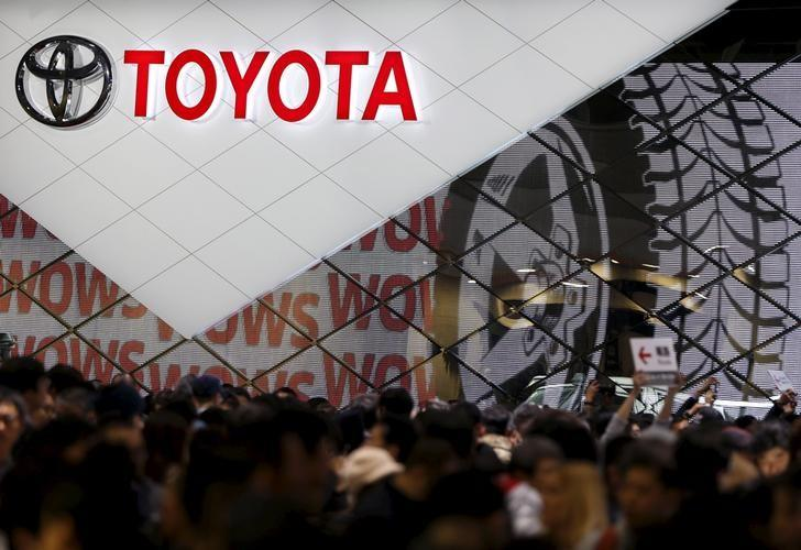 Toyota leads global car sales in October, outsells VW for fourth month