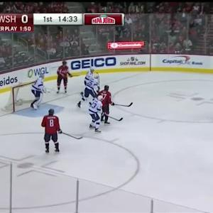 Tampa Bay Lightning at Washington Capitals - 11/27/2015