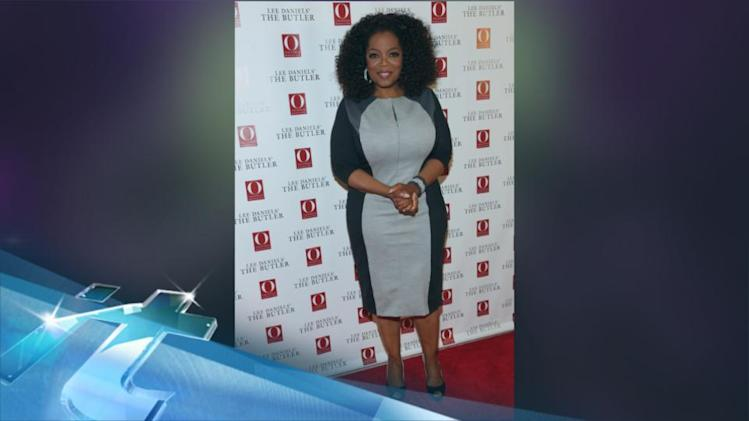 Oprah: 'Network troubles almost gave me nervous breakdown'