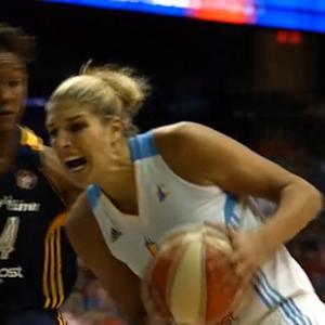Through the Lens: Fever vs. Sky Game 2
