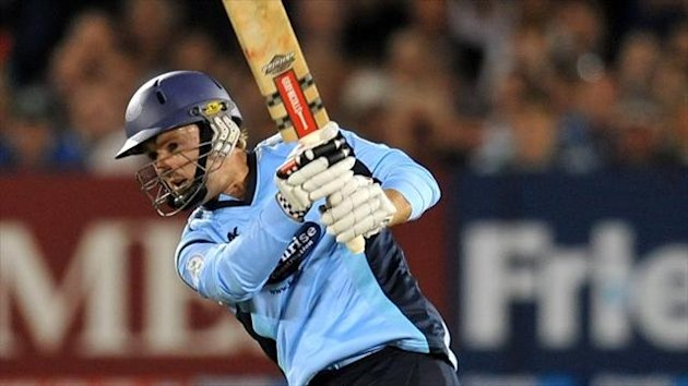 Chris Nash smashed 95 for Sussex