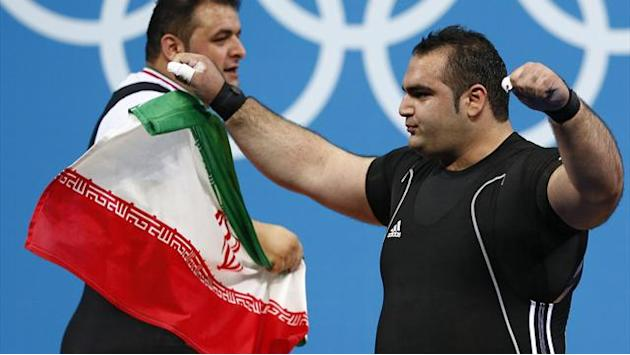 Salimikordasiabi is strongest man at Olympics