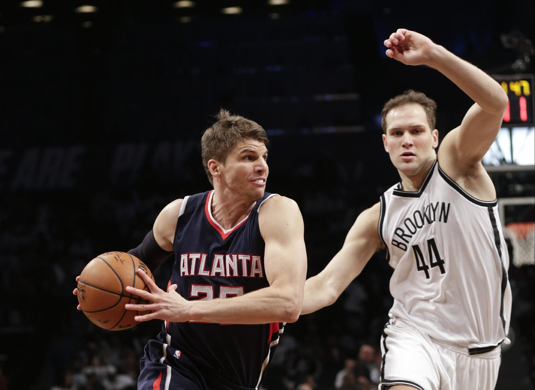 Hawks beat Nets 111-87 to wrap up series in Game 6