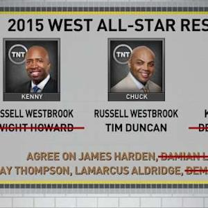 Inside The NBA: Western Reserves Debate