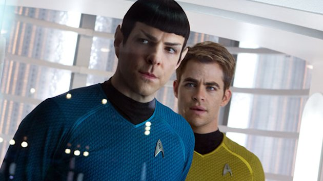 Movie Review: 'Star Trek Into Darkness' Doesn't Feel Like 'Star Trek' (ABC News)