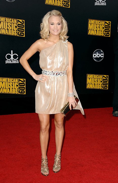 Underwood Carrie AMA Awards